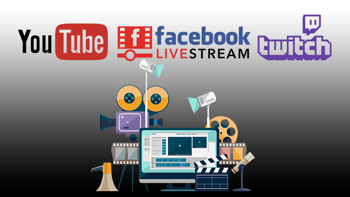 Streamer or Content Creator